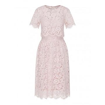 костюм платье+болеро