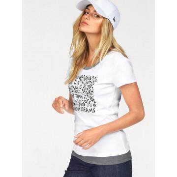 футболка+топ