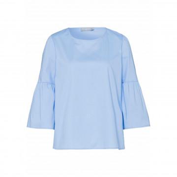 Блуза, цвет белый